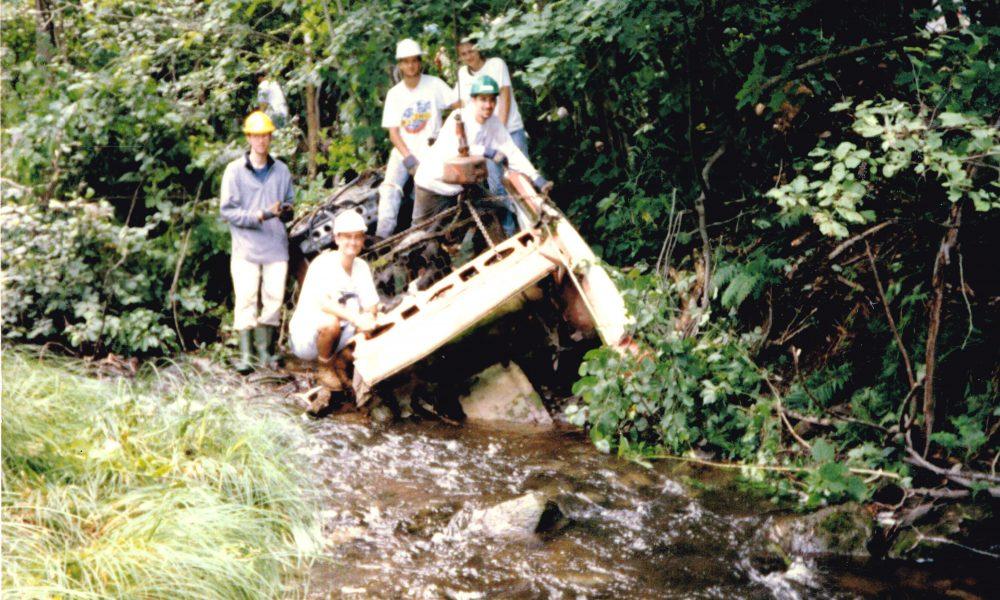 Ruisseau d'Or, Sherbrooke, 1997