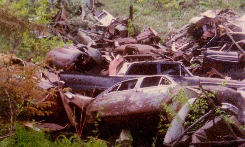 Ruisseau Nick, Sherbrooke, 1996