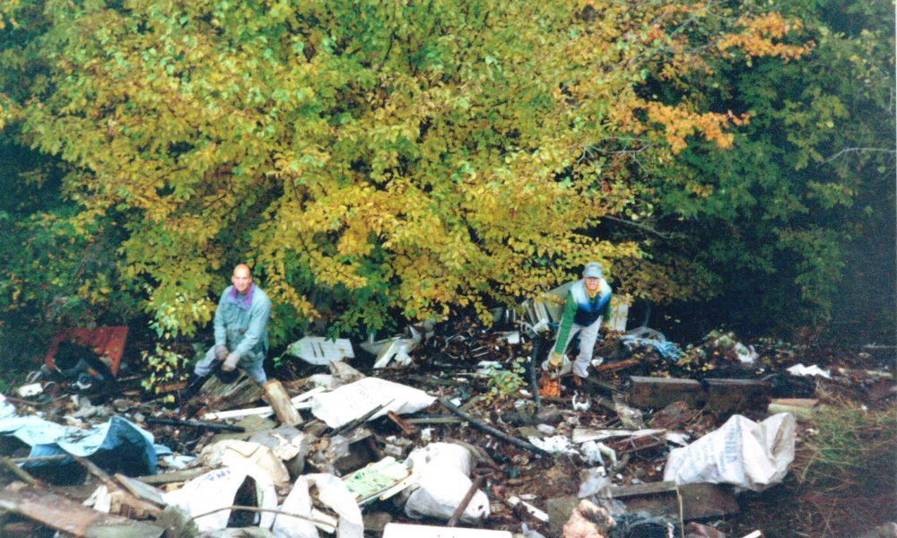 Rivière Veillette, Compton, 2001