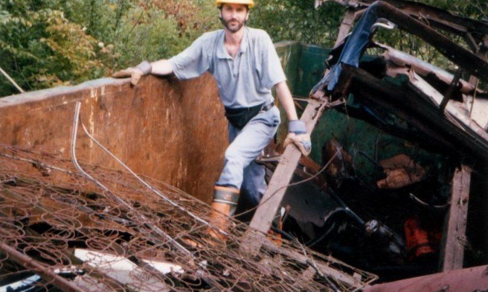 Serge Nielly, coordonnateur générale 1997