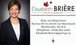Élisabeth Brière carte d'affaires visuel final